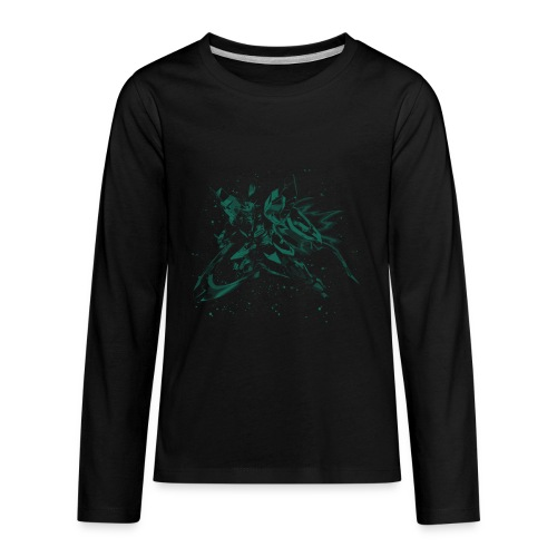 GDM Flying - Kids' Premium Long Sleeve T-Shirt - Kids' Premium Long Sleeve T-Shirt