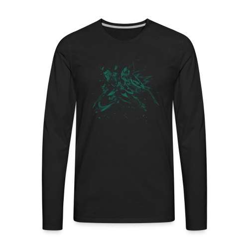 GDM Flying - Men's Premium Long Sleeve T-Shirt - Men's Premium Long Sleeve T-Shirt