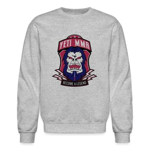 YETI MMA Classic - Adult Crew Neck - Crewneck Sweatshirt