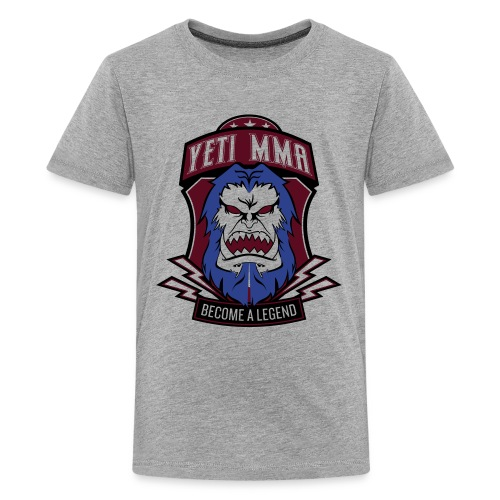 YETI MMA Classic - Youth T-Shirt - Kids' Premium T-Shirt