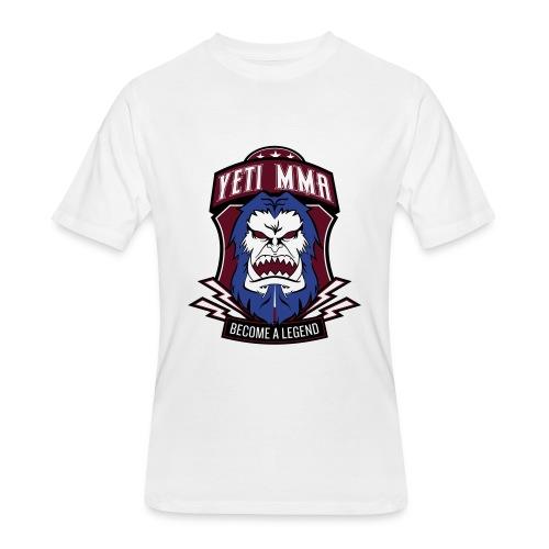 YETI MMA Classic - Adult T-Shirt - Men's 50/50 T-Shirt