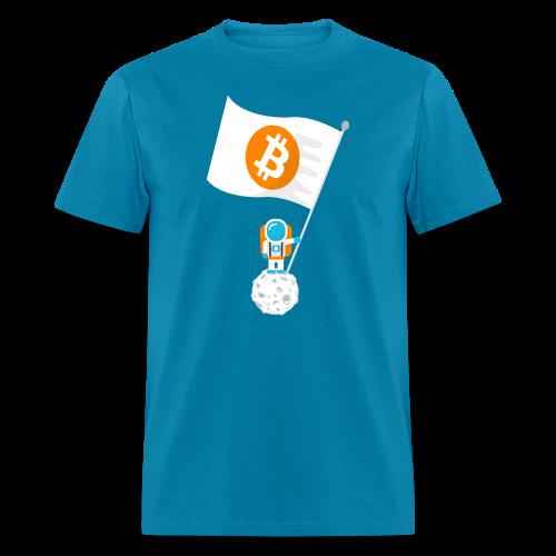 Claim the Moon! - Men's T-Shirt