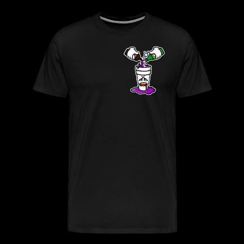 Lean & Sprite Shirt - Men's Premium T-Shirt