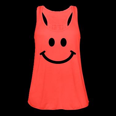 Happy Smiley Face Tanks