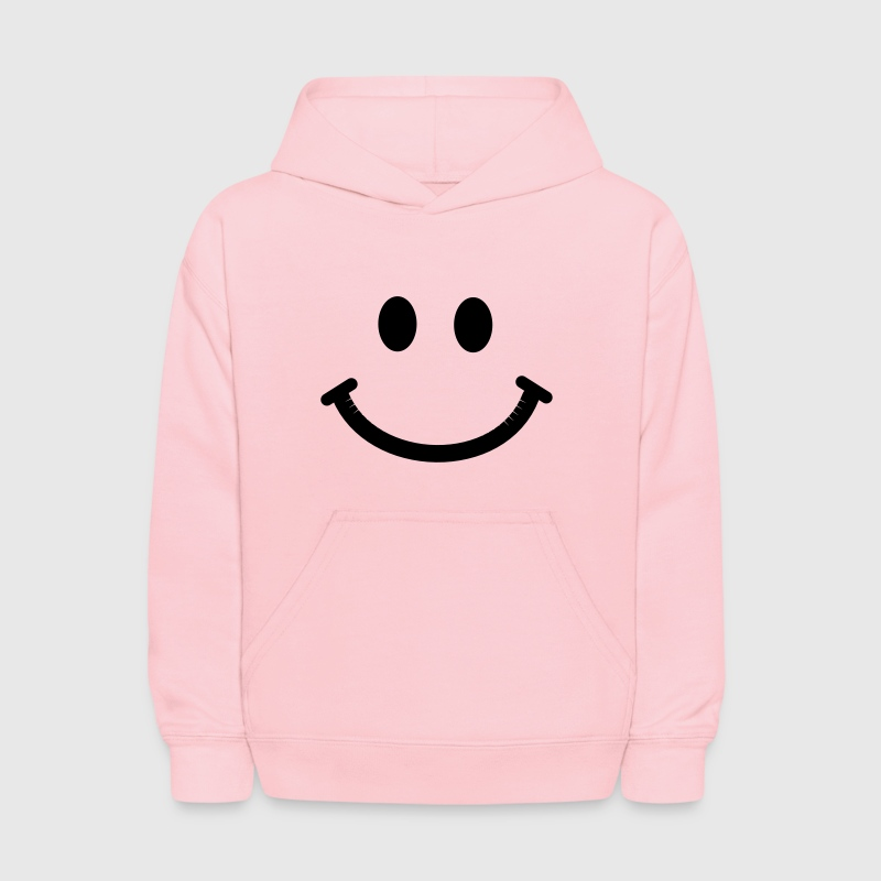 Happy Smiley Face Sweatshirts - Kids' Hoodie