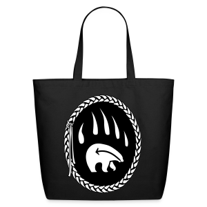 First Nations Art Tote Bag Shopping Bag - Eco-Friendly Cotton Tote