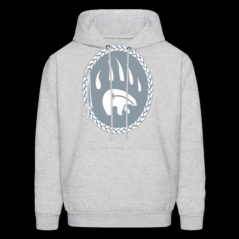 Tribal Art Hoodie First Nations Bear Hoodie Sweatshirt - Men's Hoodie