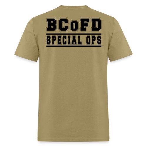 Spec Ops BCoFD17 - Men's T-Shirt