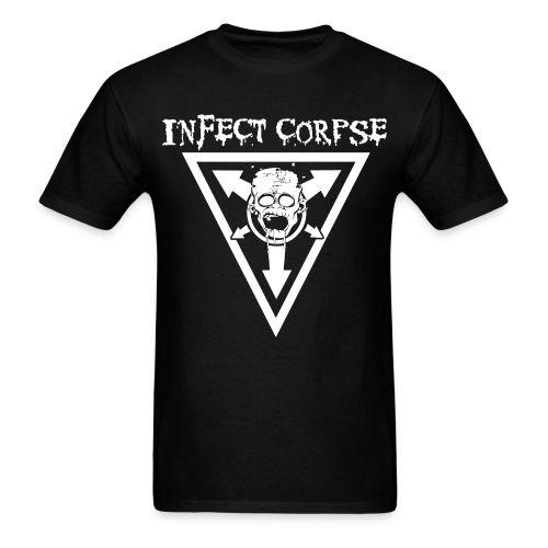 INFECT CORPSE THERMAFLEX TEE - Men's T-Shirt