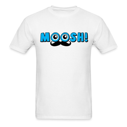 MOOSH-IRT MEN - Men's T-Shirt