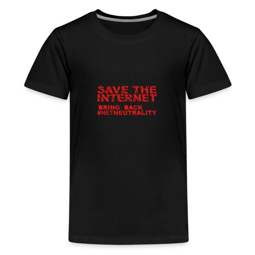* Save The Internet *  - Kids' Premium T-Shirt