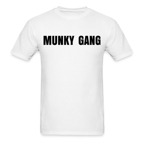 MunkyGangClassic - Men's T-Shirt