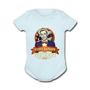 Short Sleeve Baby Bodysuit