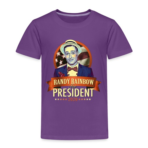 RR4PREZ2020PNGFINAL  - Toddler Premium T-Shirt