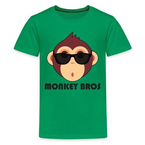 Monkey Bros Premium Kids' T-Shirt - Kids' Premium T-Shirt