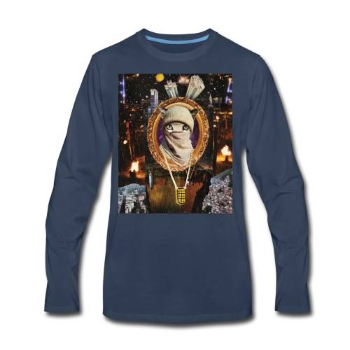 Theif's Theme Longsleeve - Men's Premium Long Sleeve T-Shirt