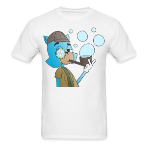 Detective For Hire (Thanks Kurisu!) - Men's T-Shirt