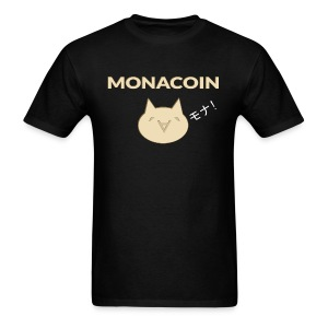 Monacoin - Men's T-Shirt