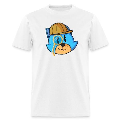 Pixel Loopy (Thanks Flip!) - Men's T-Shirt