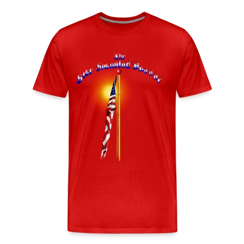 The Star Spangled Banner - Men's Premium T-Shirt
