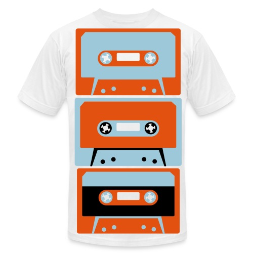 Vintage Tapes | T-Shirt - Men's Fine Jersey T-Shirt
