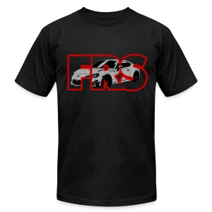 Scion FRS Stamped American Apparel  - Men's Fine Jersey T-Shirt