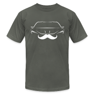 T-Shirts ~ Men's T-Shirt by American Apparel ~ Like a Sir V2