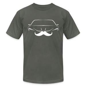 Like a Sir V2 - Men's T-Shirt by American Apparel