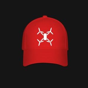 QUAD HAT RED - Baseball Cap