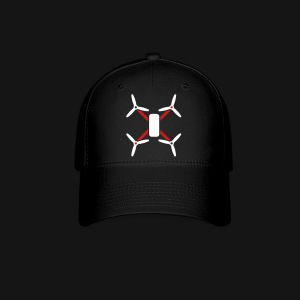 QUAD HAT BLACK - Baseball Cap