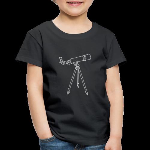 TELESCOPE - Toddler Premium T-Shirt