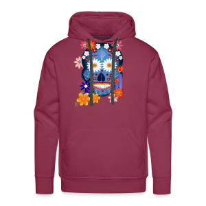 DarkSkull-Day Of The Dead. - Men's Premium Hoodie