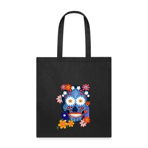 DarkSkull-Day Of The Dead. - Tote Bag