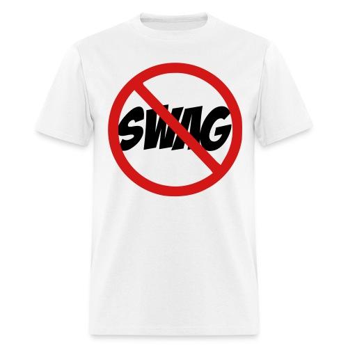 No To Swag - Men's T-Shirt