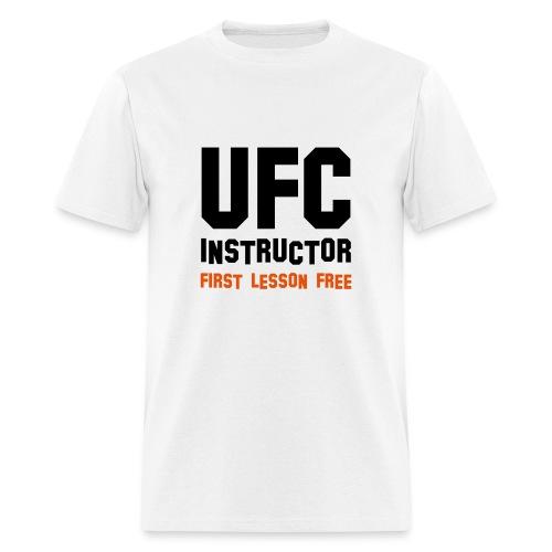 QUieres sentir la UFC - Men's T-Shirt