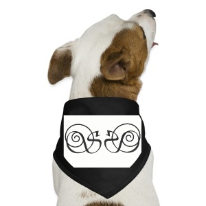 Custom Dog Scarf - Dog Bandana