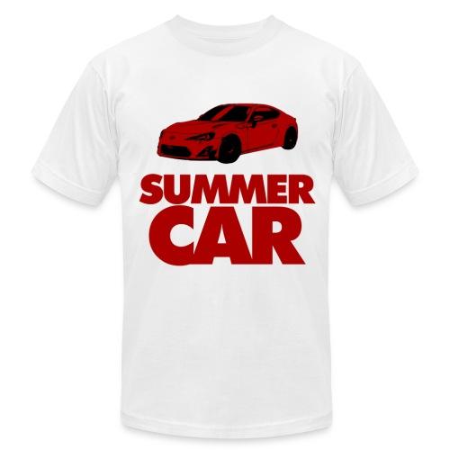 Summah Car! - Men's Fine Jersey T-Shirt