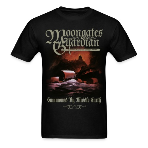 Moongates Guardian - Summoned By Middle Earth - Men's T-Shirt