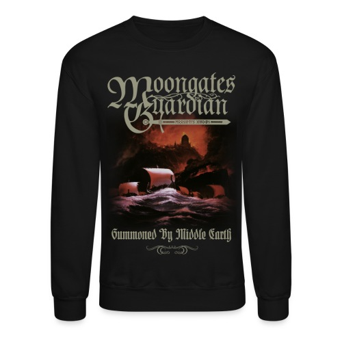 Moongates Guardian - Summoned By Middle Earth - Crewneck Sweatshirt