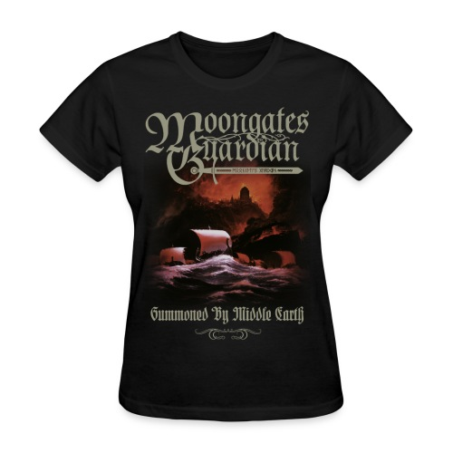 Moongates Guardian - Summoned By Middle Earth - Women's T-Shirt