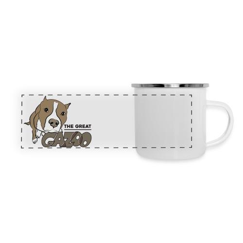 TGG Camper/Metal Mug - Panoramic Camper Mug