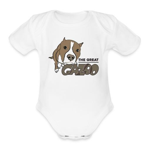 TGG Onsesie - Organic Short Sleeve Baby Bodysuit