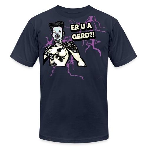 Men's ER U A GERD?!  - Men's Fine Jersey T-Shirt