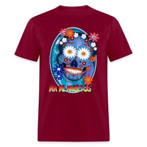 DarkSkull-Día de Muertos - Men's T-Shirt