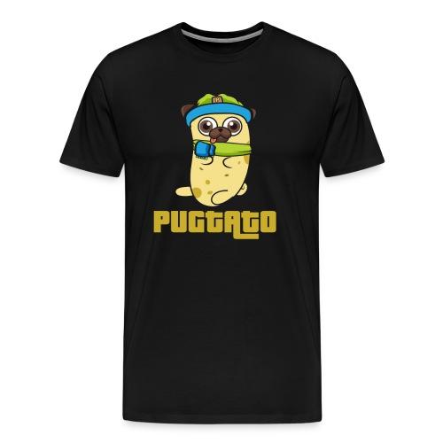 Pugtato - Men's Premium T-Shirt