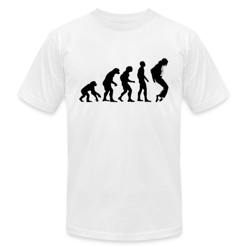 Evolution of Pop  - Men's  Jersey T-Shirt
