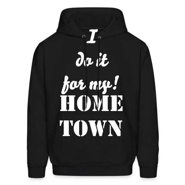 Do it for my city Hoodie