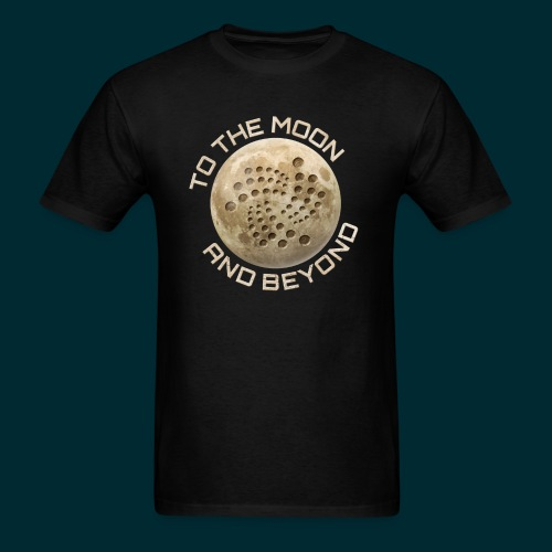 To the Moon and Beyond! - Men's T-Shirt