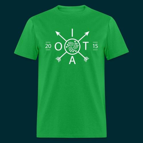 Iota Retro EST - Men's T-Shirt