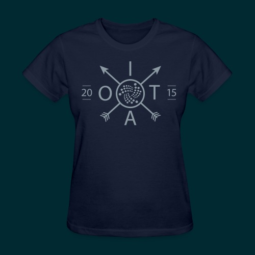 Iota Retro EST. - Women's T-Shirt